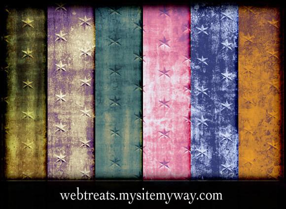 垃圾星星图案<br /> http://webtreats.mysitemyway.com/tileable-grungy-stars-photoshop-patterns-seamless-textures/