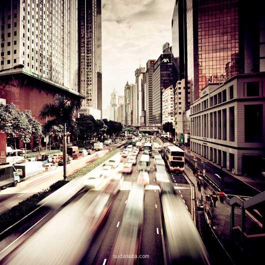 Hong Kong Rush Hour
