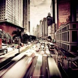 华丽的城市景观摄影