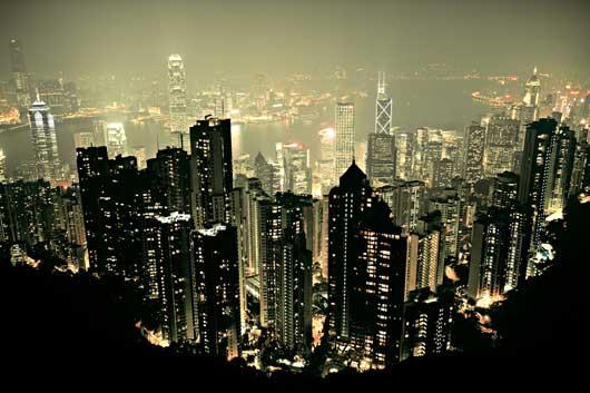 Hong Kong - The Peak