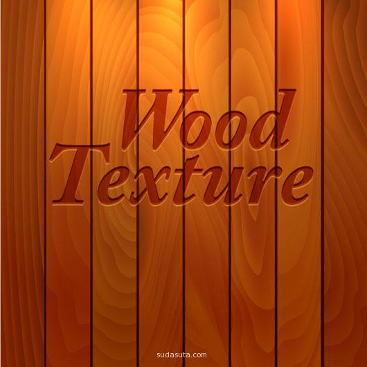 How to Create a Realistic Vector Wooden Texture