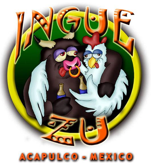 INGUE ZU Logo