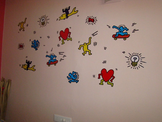 Moi Wall ~