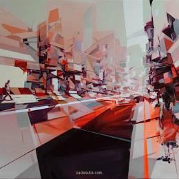 Robert Proch 抽象插画欣赏