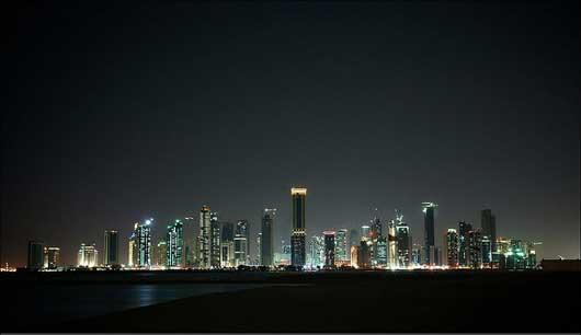 courniche cityscape