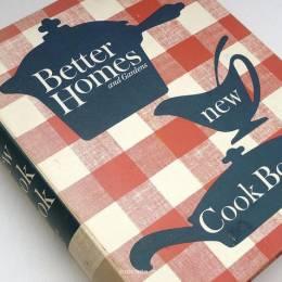 Vintage Cookbooks 复古美食书封面与插图