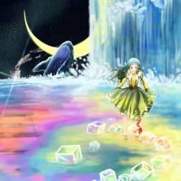 黄下巴 关于鲸鱼的梦