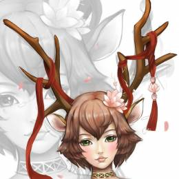 花瓣新青年《酒人儿:拟人的鹿儿》