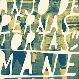 复古运动主题海报设计欣赏