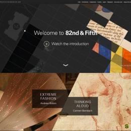 每周网页设计灵感分享 N.055