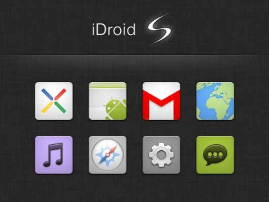 idroid的小号Android的图标<br /> http://iirojappinen.deviantart.com/art/iDroid-S-icons-for-Android-243469960