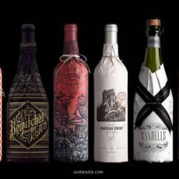 Stranger&Stranger 酒类包装设计欣赏