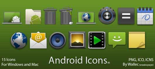 Android的风格图标R1<br /> http://wwalczyszyn.deviantart.com/art/Android-Style-Icons-R1-176360850