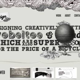 每周网页设计灵感分享 N.064