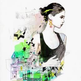 Raphael Vicenzi 细腻的水彩时尚插画