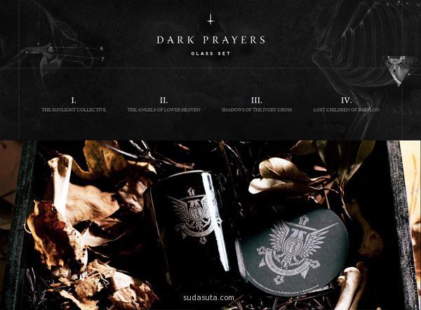 Dark Prayers