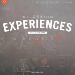 每周网页设计灵感分享 N.066
