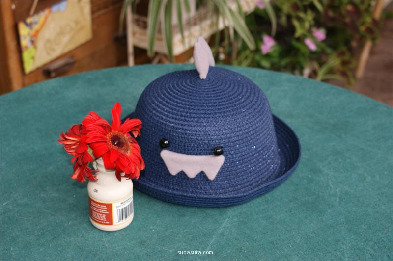 深蓝 霸气鲨鱼君