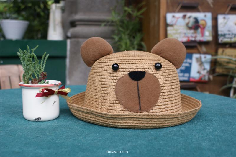 浅咖 憨厚小熊君
