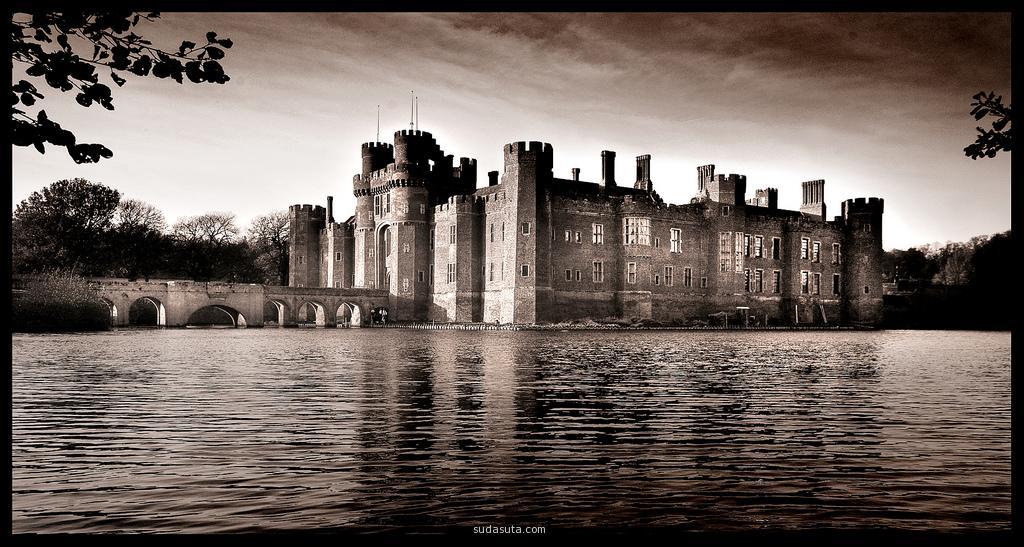 中世纪城堡主题摄影欣赏