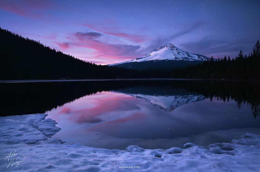 雪景 自然摄影欣赏