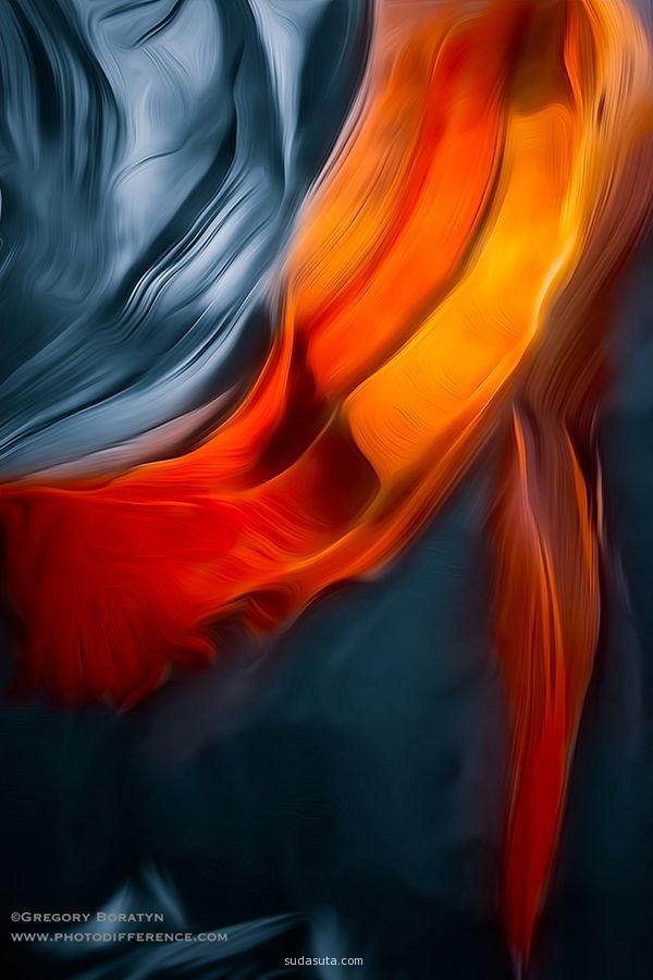 Gregory Boratyn 抽象艺术