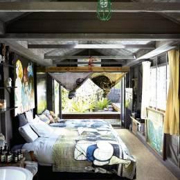 Byron Bay home 让绘画充满你的家