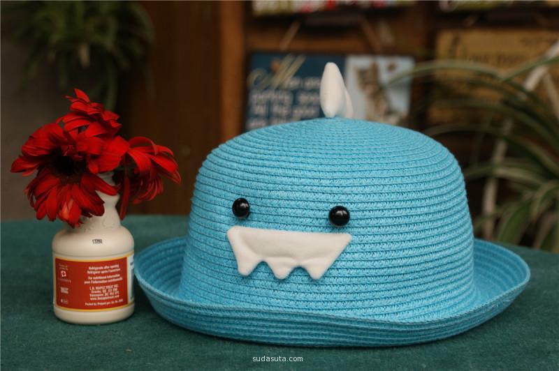 天蓝 霸气鲨鱼君
