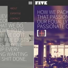 移动网站设计