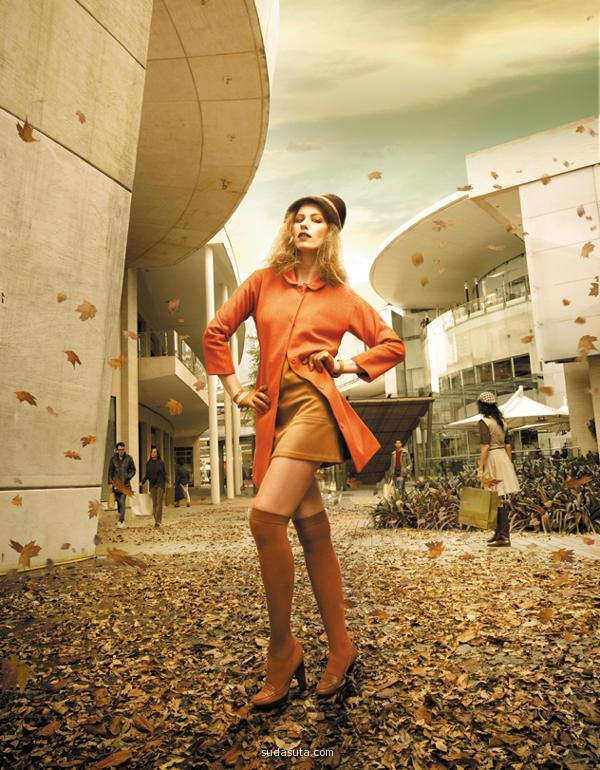 广告摄影 Antara Goddess