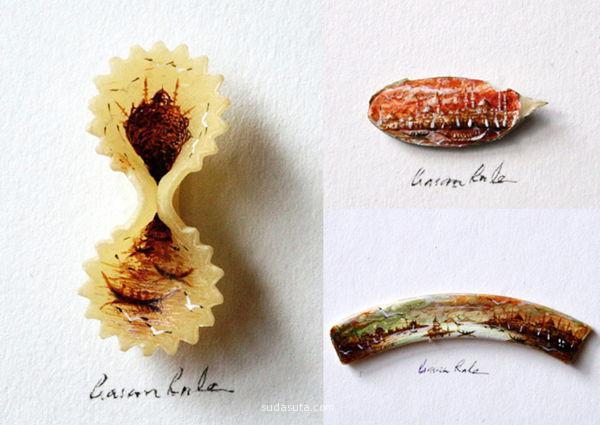 Hasan Kale 细小的艺术