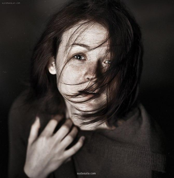 Alex Makhlay 肖像摄影欣赏