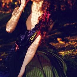 Sasha Lebedeva 时尚摄影欣赏