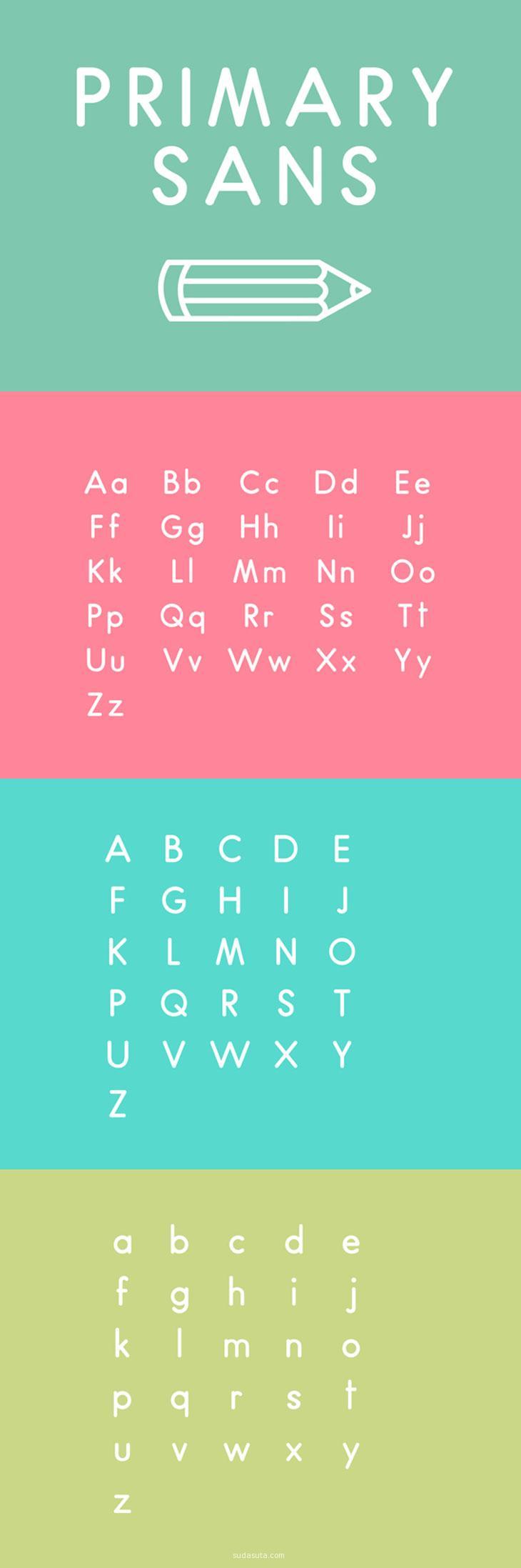 Primary-Sans