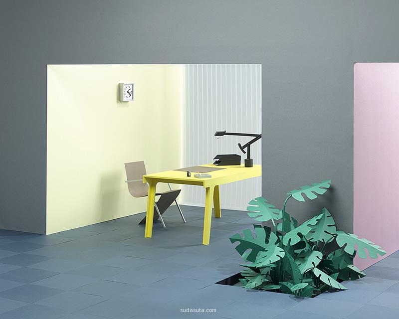 Alexis Facca 装置设计欣赏