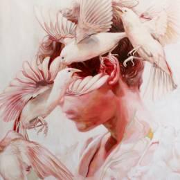 Meghan Howland 绘画作品欣赏