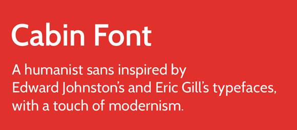 最新英文字体免费下载
