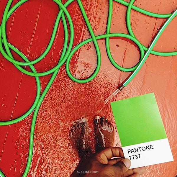 Pantone印刷色 主题摄影欣赏