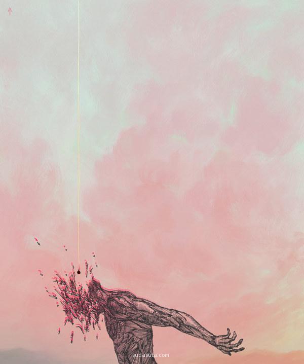 Adam Tan 插画作品欣赏