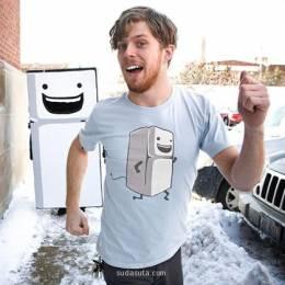 最新创意T恤设计欣赏