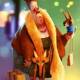 Boris Bakliža 卡通角色设计欣赏