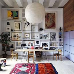 干净的室内设计欣赏
