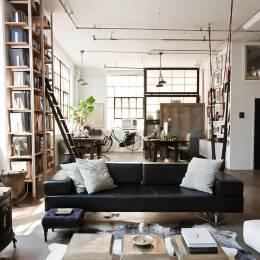 布鲁克林阁楼设计欣赏