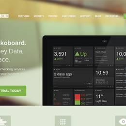 扁平化设计风格网站欣赏