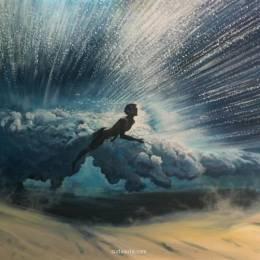 Antoine Renault 手绘之蔚蓝