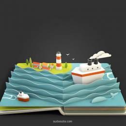 Anna Paschenko 精致卡通的ICON设计欣赏