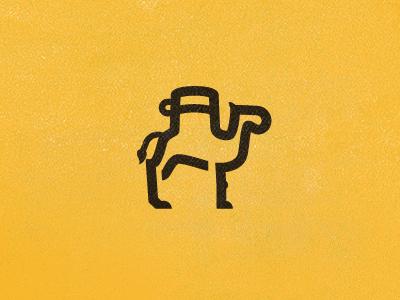 创意LOGO设计 驼铃叮当
