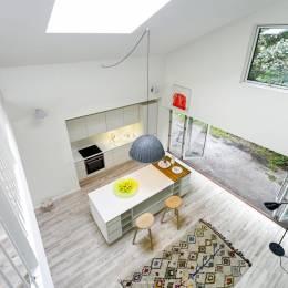 建筑设计欣赏 WFH白色房子