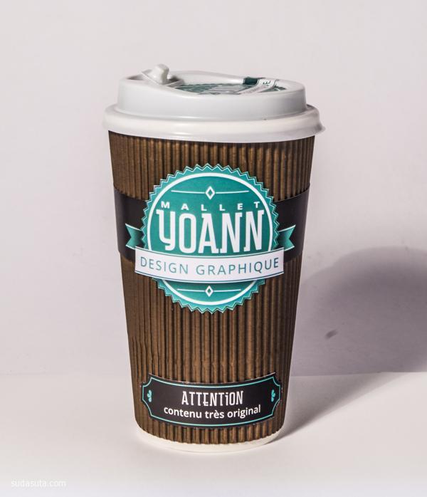创意咖啡杯设计欣赏