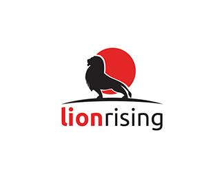创意LOGO欣赏 狮子LION